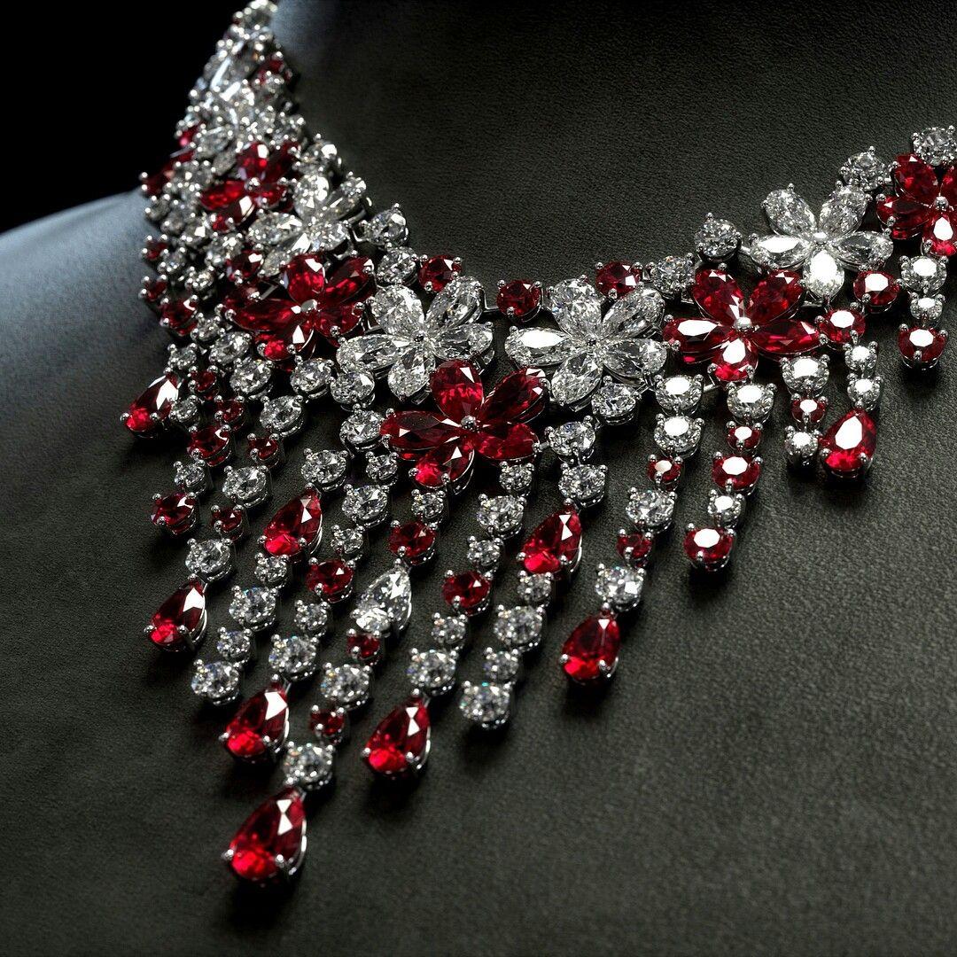 Carissa Necklace – Masterpiece by Graff