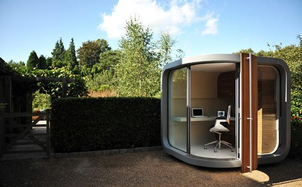 Superior 10 Private, Tranquil And Spectacular Garden Shed Offices Amazing Pictures