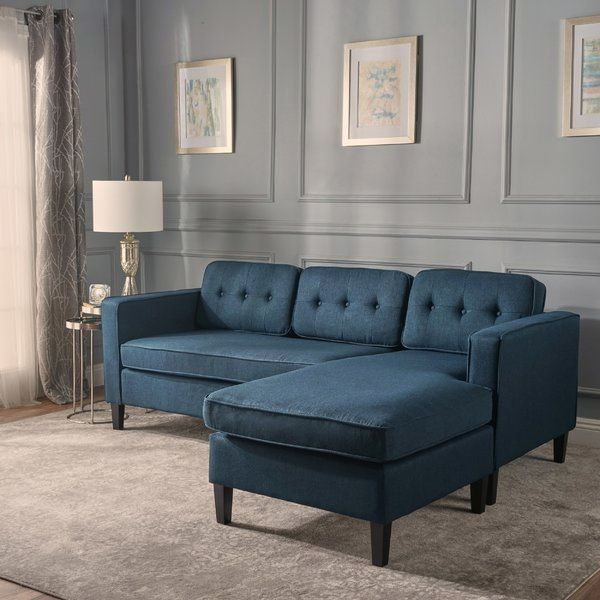 Norwood 83 75 Reversible Sofa Chaise Small Room Design Sectional Sofa Couch Sectional Sofa