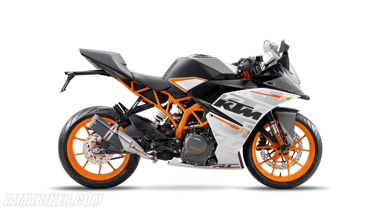 New Updated 2016 Ktm Rc390 Unveiled Ktm Rc Ktm Ktm Motorcycles