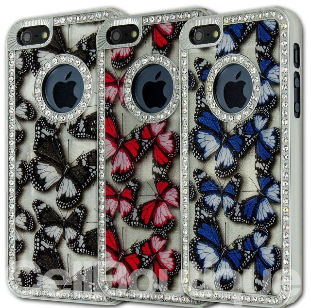 Butterfly's phone case, beaut :*
