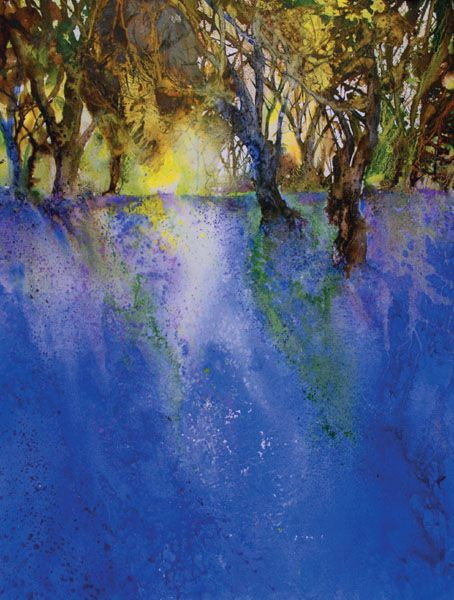 Experimental Landscapes In Watercolour Amazon Co Uk Ann Blockley