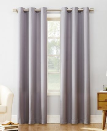 Montego Lichtenberg No 918 Casual Grommet Curtain 48 X 95 Panel