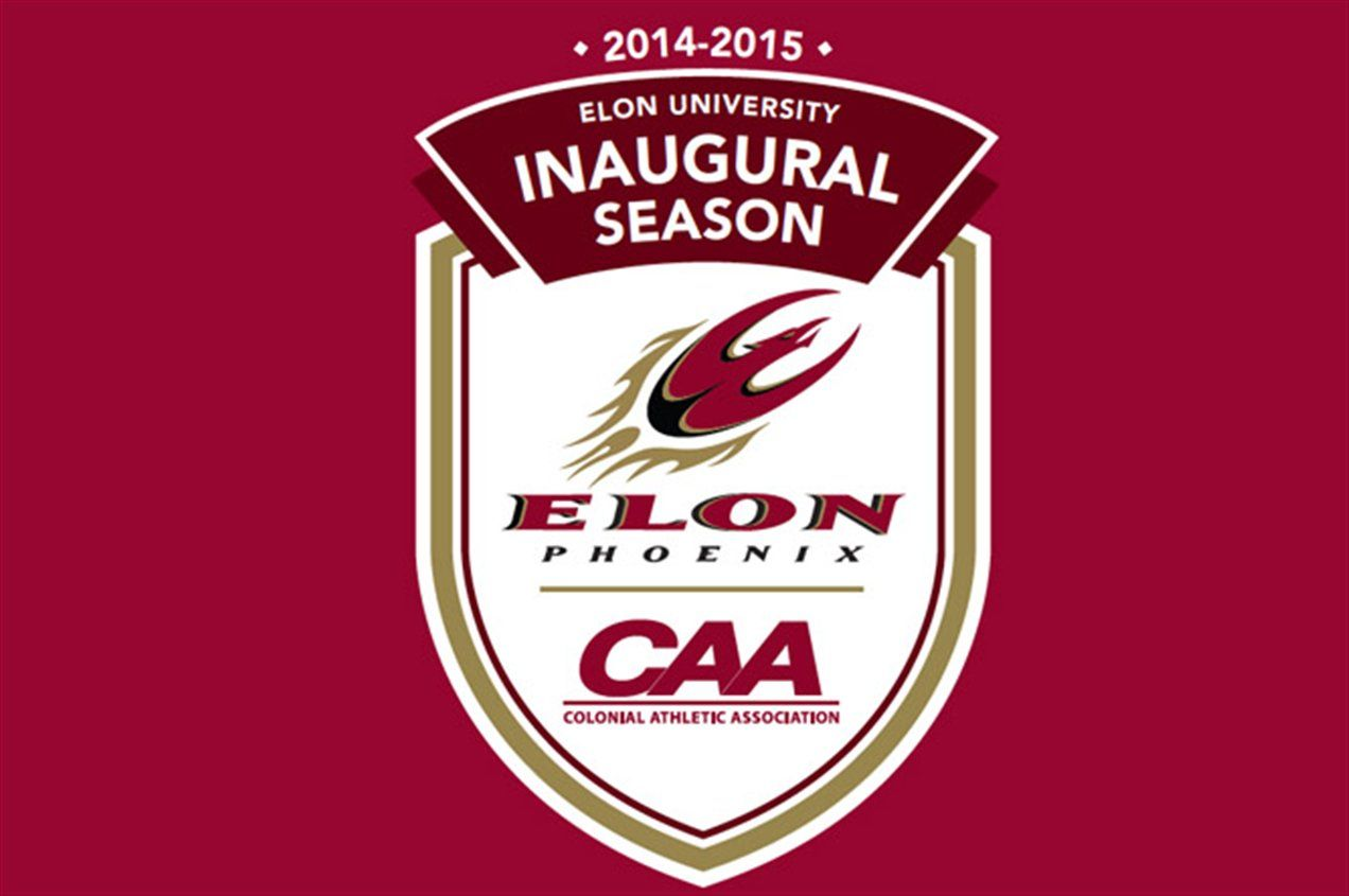 Elon Formally Joins The Colonial Athletic Association University Athlete Elon Elon University