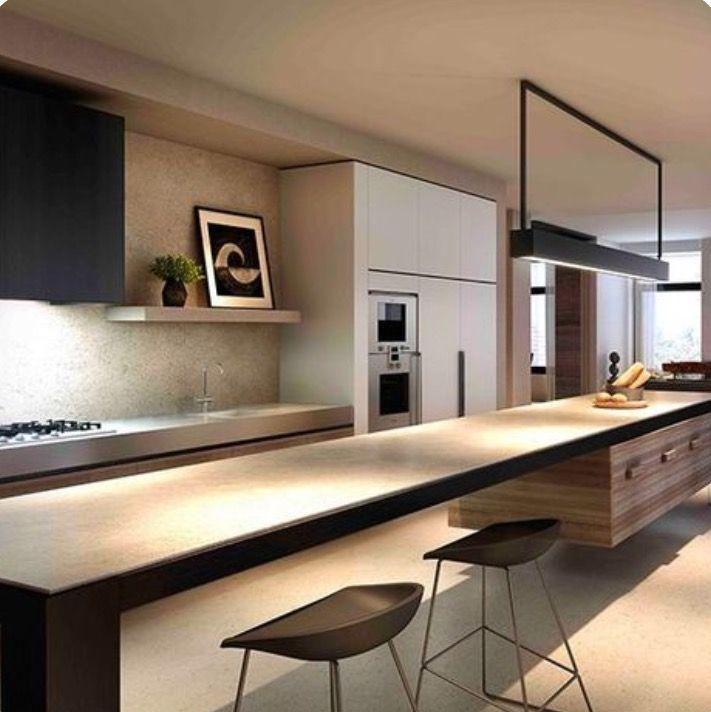 Cocina contemporánea | kitchen | Pinterest | Cocina contemporánea ...