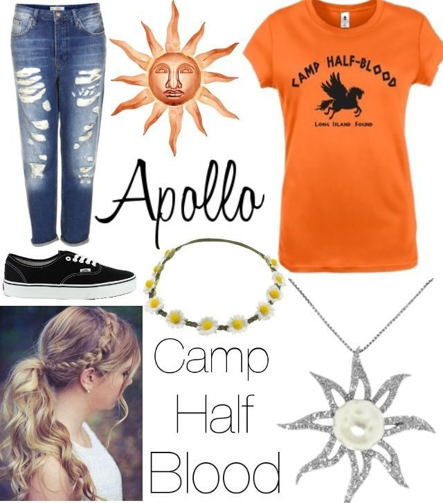 Apollo , cabin 7 inspired out fit