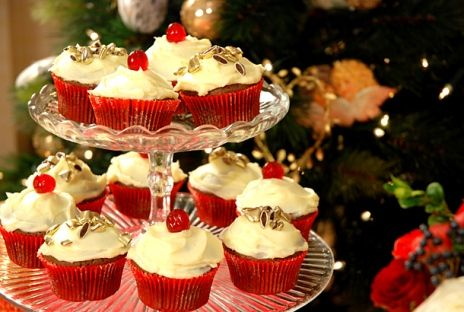 mini cupcakes recept leila
