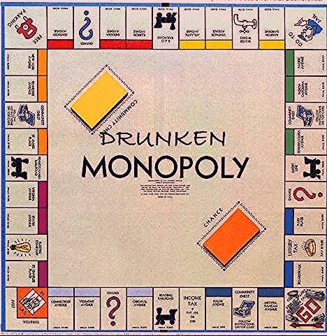 Drinking Game – Drunken Monopoly