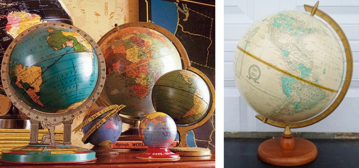 1990 vintage crams imperial 12 world globe by alsredesignvintage 1990 vintage crams imperial 12 world globe by alsredesignvintage gumiabroncs Images