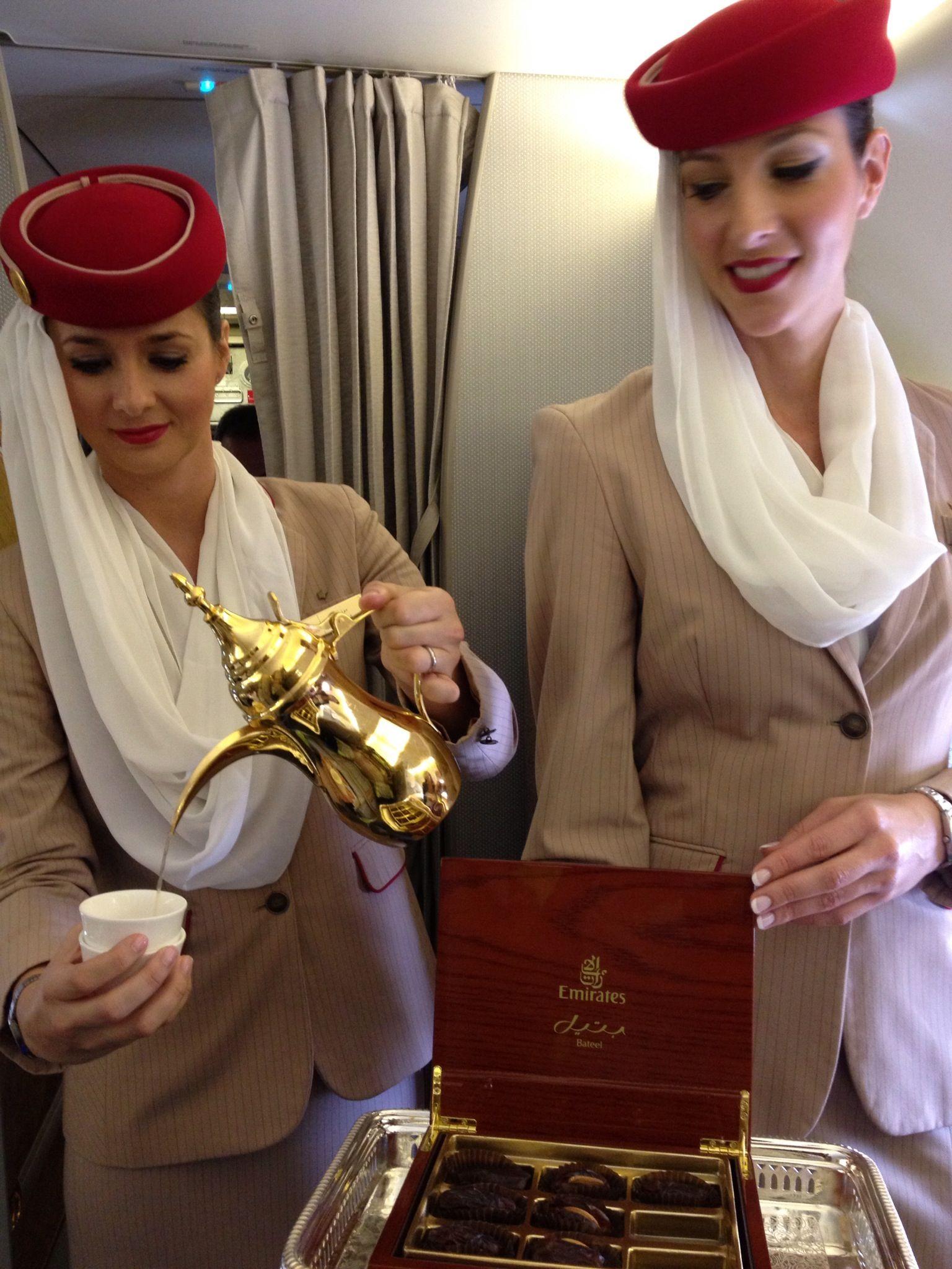 Emirates airline hostess arab scandal 3