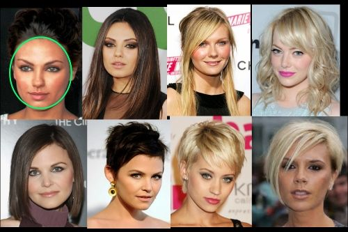 Best Hairstyles For Your Face Shape Round Face Shape Hairstyles Hairstyles For Round Faces Round Face Shape