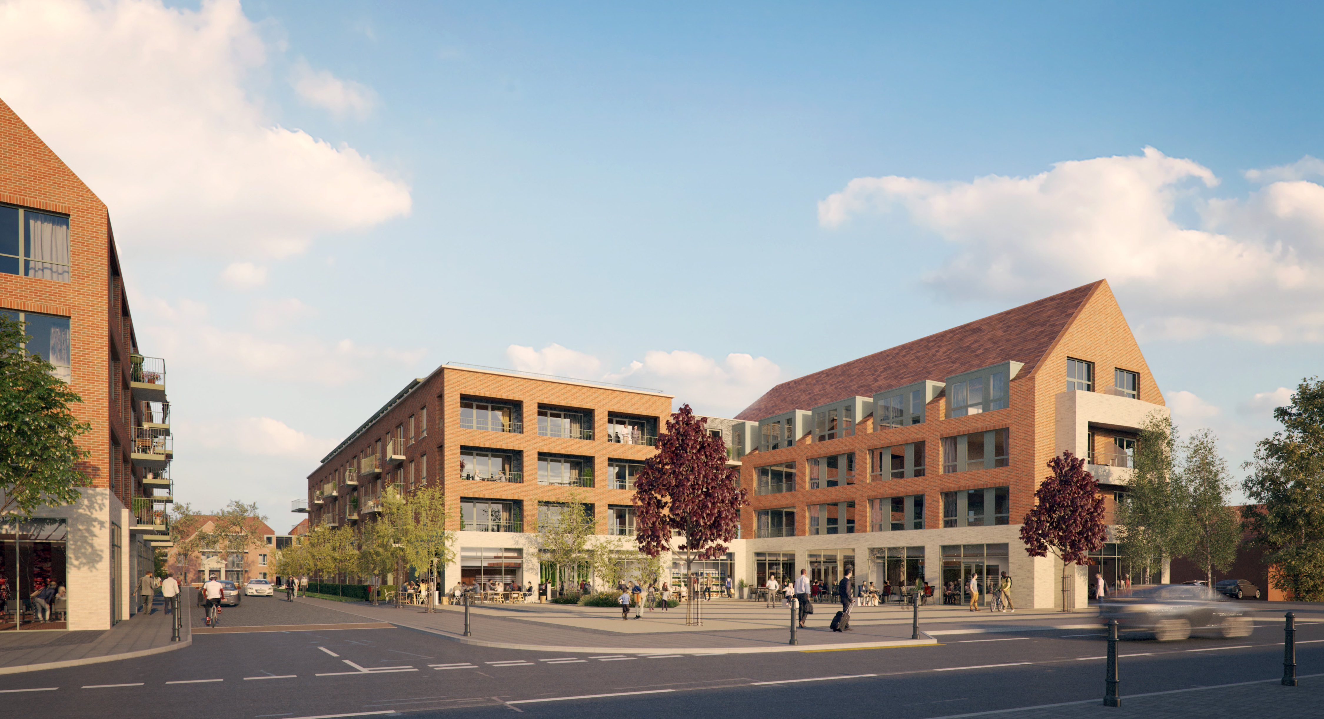 Inland Homes Seals £95m Deal For Ashford Town Centre