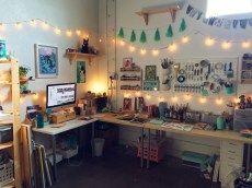 36 Fantastic Art Studio Apartment Design Ideas images