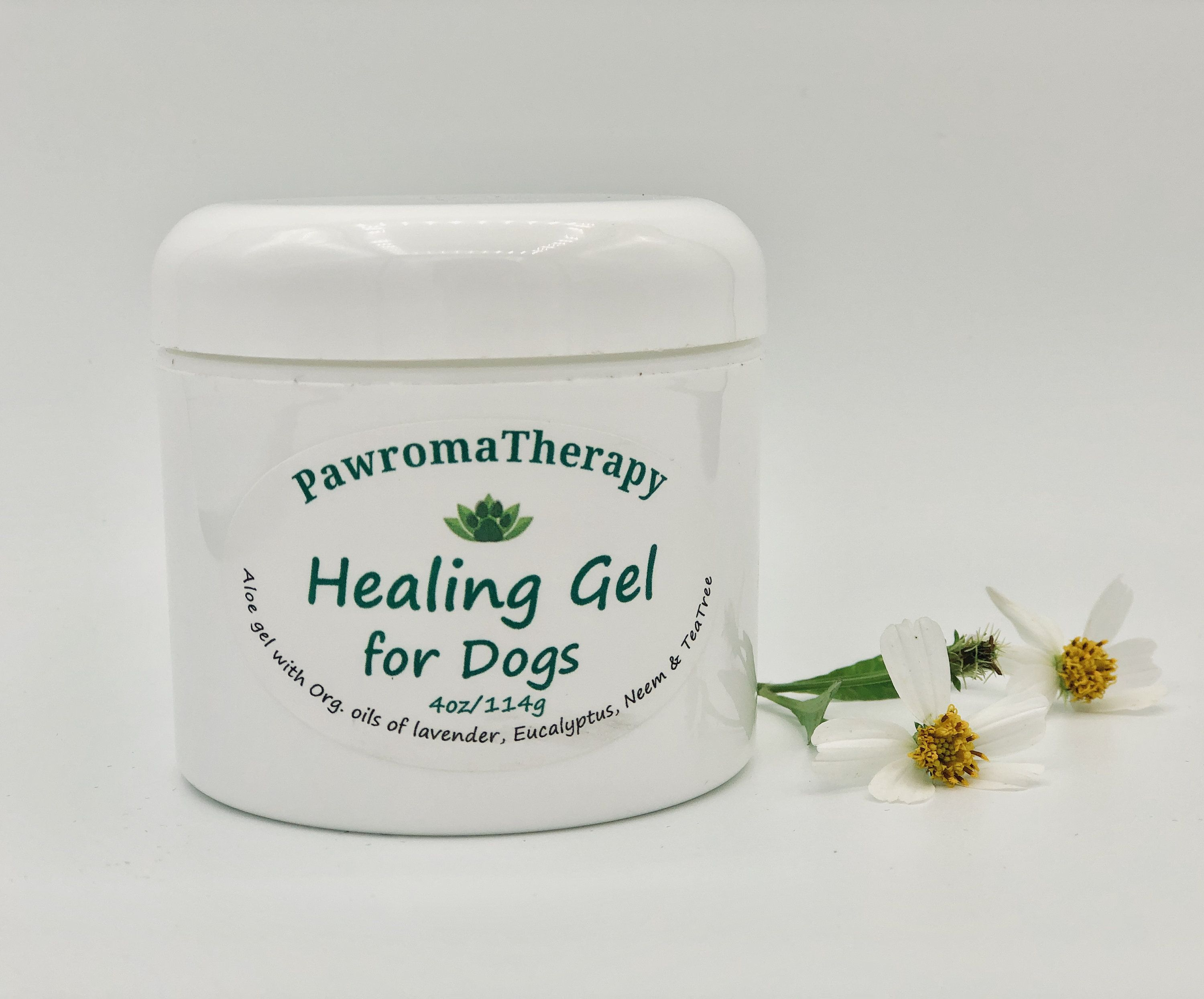 Healing Gel for Dogs, Dog Skin Allergies, Itchy Dog Wound