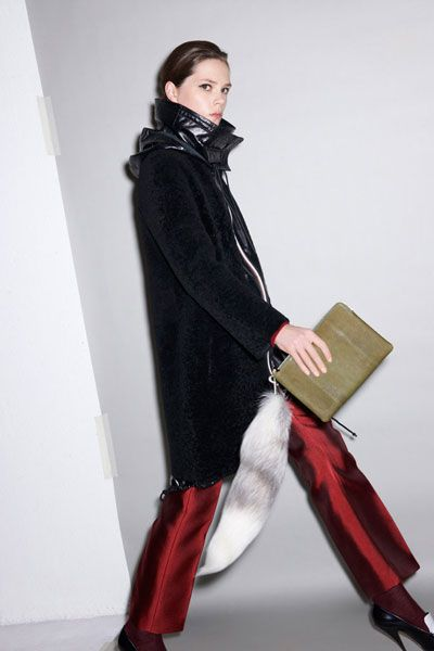 CÉLINE PRE-AUTUMN/WINTER 2011/12 WOMEN'S COLLECTION