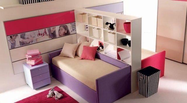 id e s paration pi ce 32 id es de cloisons chambre enfant lits jumeaux s paration et jumeaux. Black Bedroom Furniture Sets. Home Design Ideas