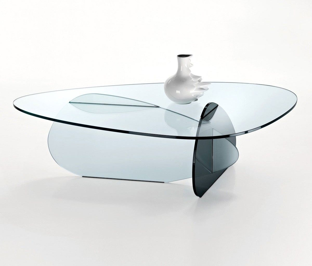 Modern glass end table  Pin by Annora on the sofa interior  Pinterest  Office furniture