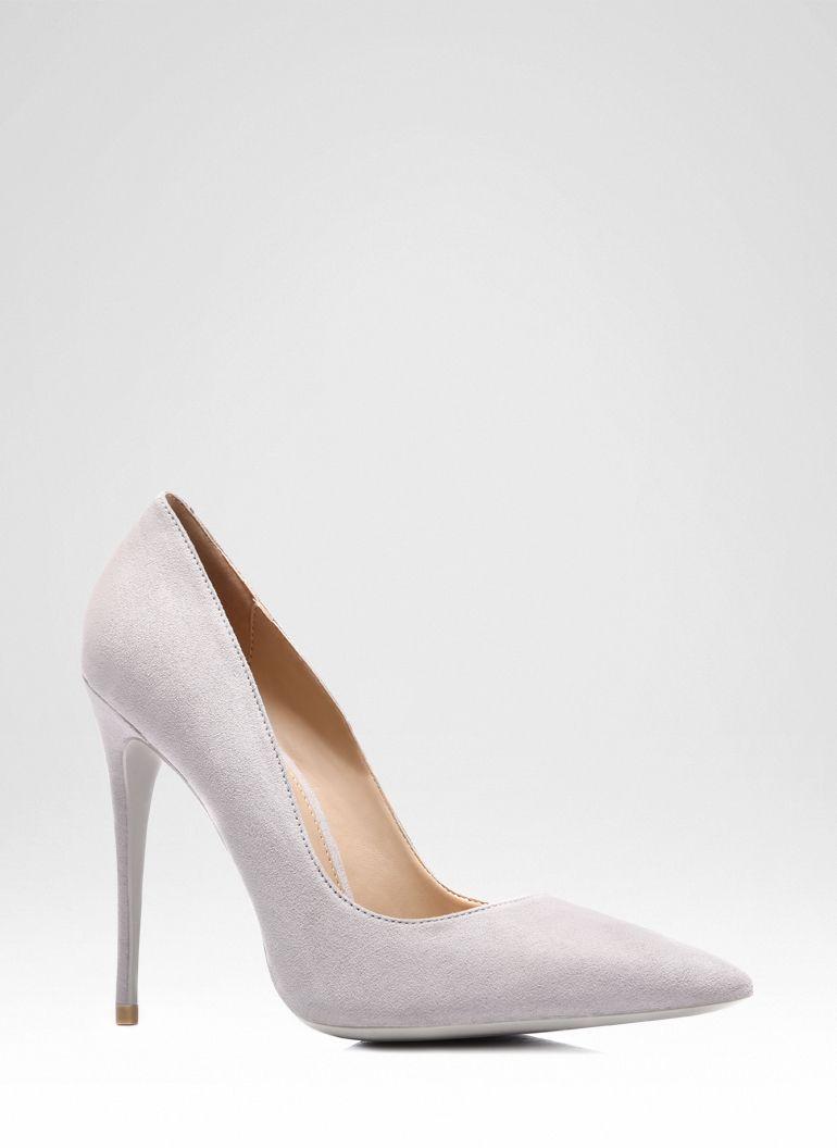5005 5 Vices Szpilki Klasyczne Szare Precious Suede W Deezee Pl Wedding Shoe Shoes Fashion