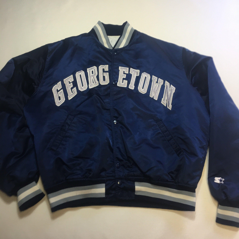 Vintage navy classic bomber jacket