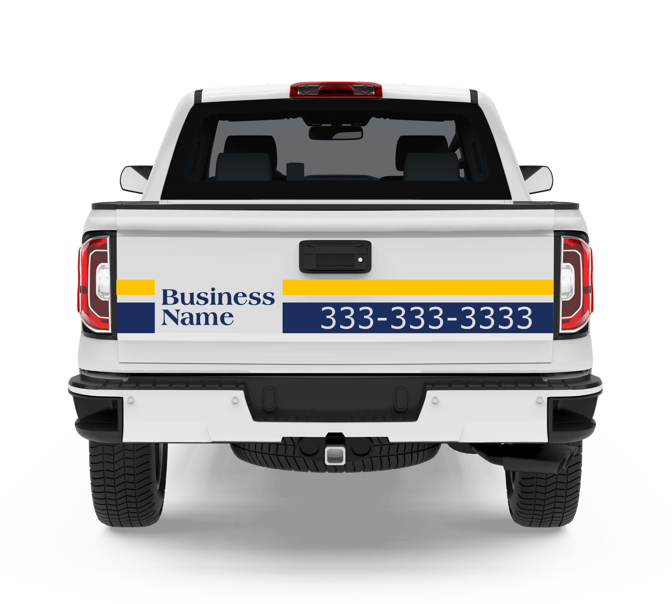 Custom Tailgate Lettering Decals Solid Vinyl Color Easy Install Guarantee Truck Lettering Easy Install Vinyl Colors [ 2016 x 2240 Pixel ]