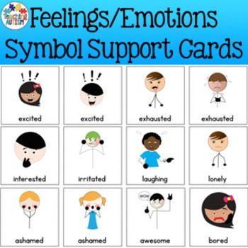 facial Symbols expressions of