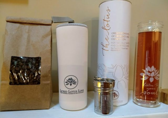 Photo of Lotus Glass Tea Tumbler Set – The Frugal Grandmom