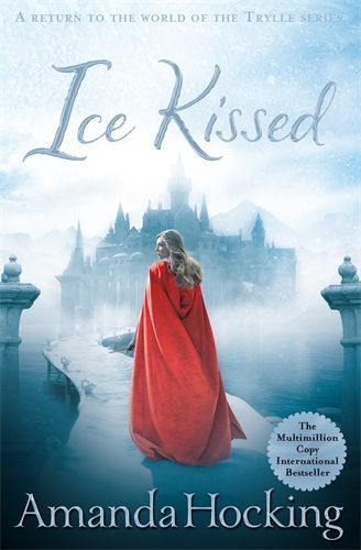 Ice Kissed The Kanin Chronicles 2 By Amanda Hocking O Kiss Books Fantasy Books Books To Read