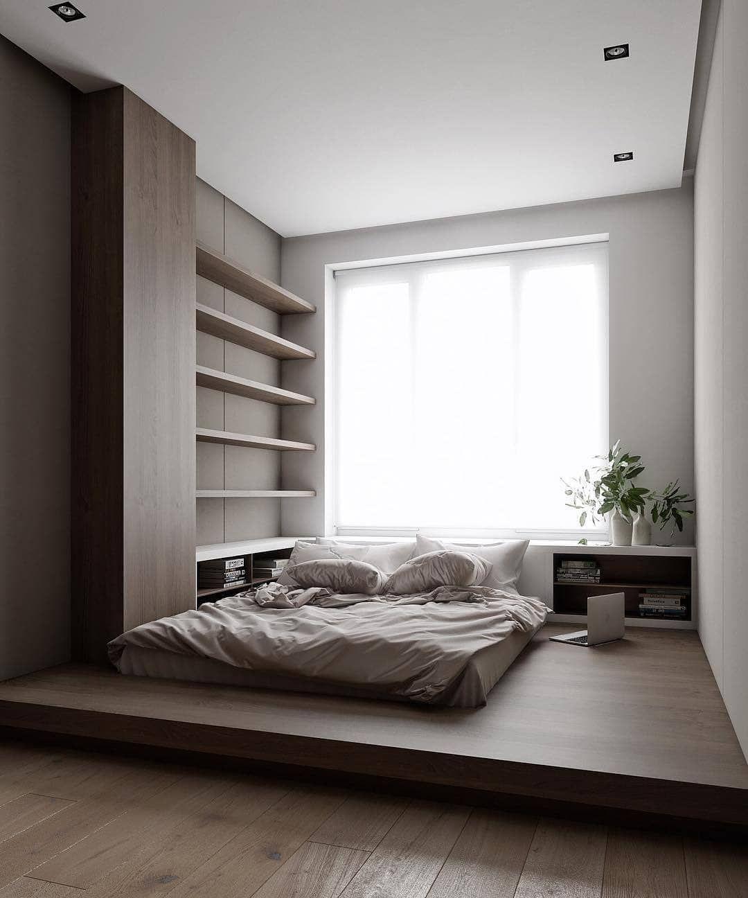 Best S This Too Minimal Linxinterior ห้องนอนใหญ่ ไอเดีย 400 x 300