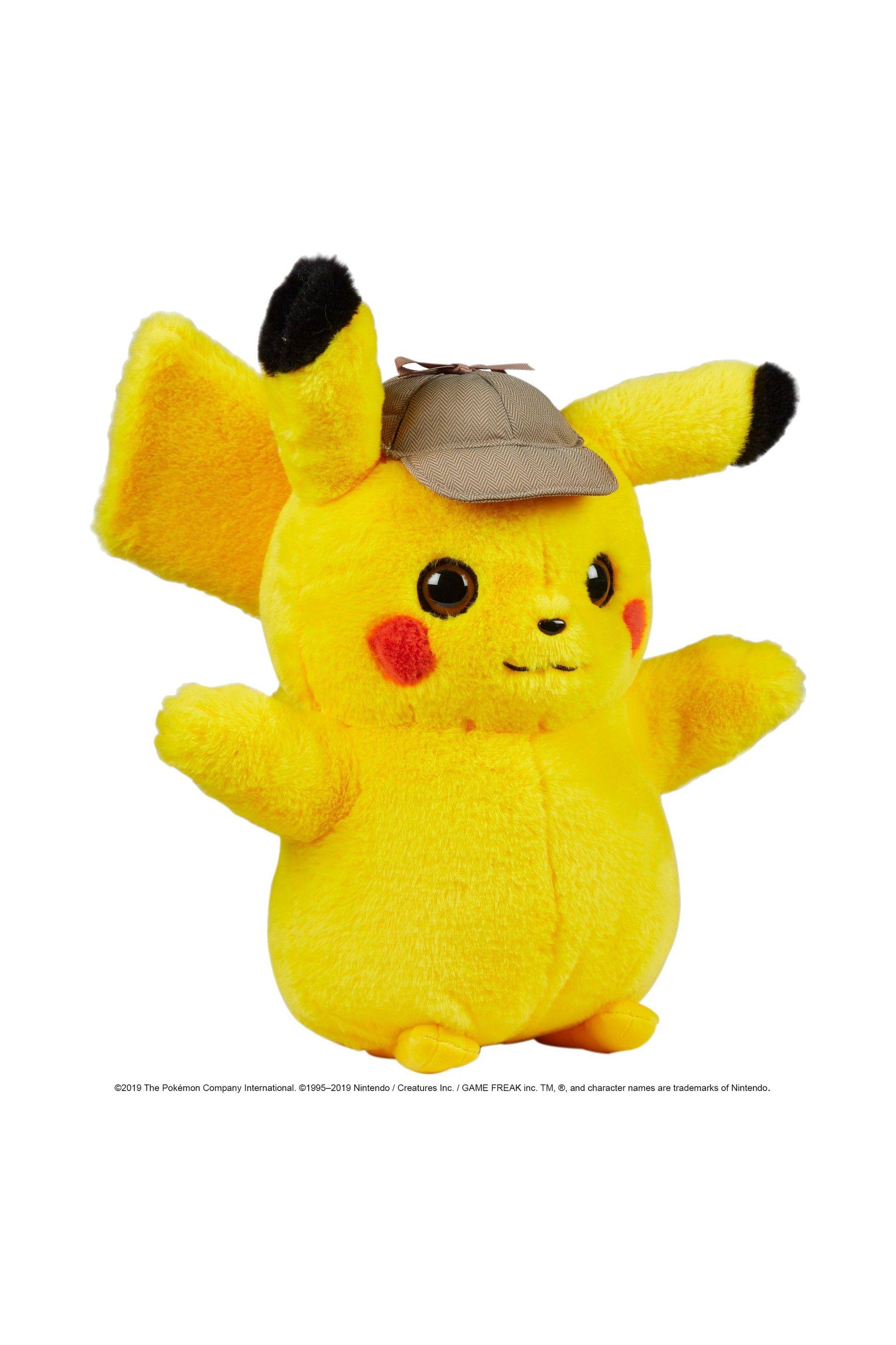 Pokemon: Pikachu Slipper Plush: Amazon.co.uk: Toys & Games