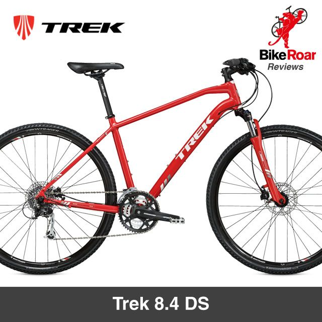 Trek S 8 4 Ds Is A Tidy All Round Package For A Dual Sport Hybrid