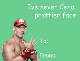 Funny Meme Valentines Day Cards : Crapy comic sans valentines are quality goods sold as a wonder