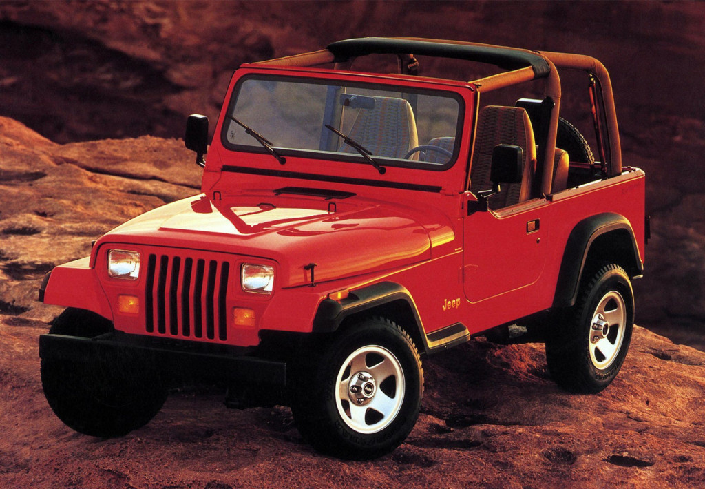How The Military Jeep Became Today S Jeep Wrangler