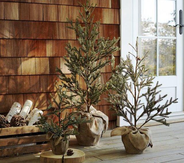 Front Door Pottery: Front Door Christmas Decorations