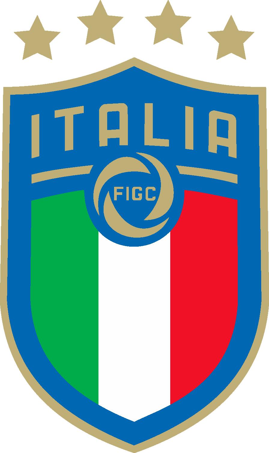 Italian Football Federation Italy National Football Team Logo Eps Vector Eps Free Italy National Football Team Football Team Logos National Football Teams