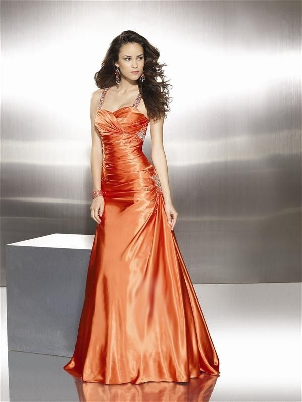 2013 A-line Sweetheart Sashes / Ribbons Sleeveless Floor-length Elastic Woven Satin Prom Dresses $253.57 New Collection Prom Dresses