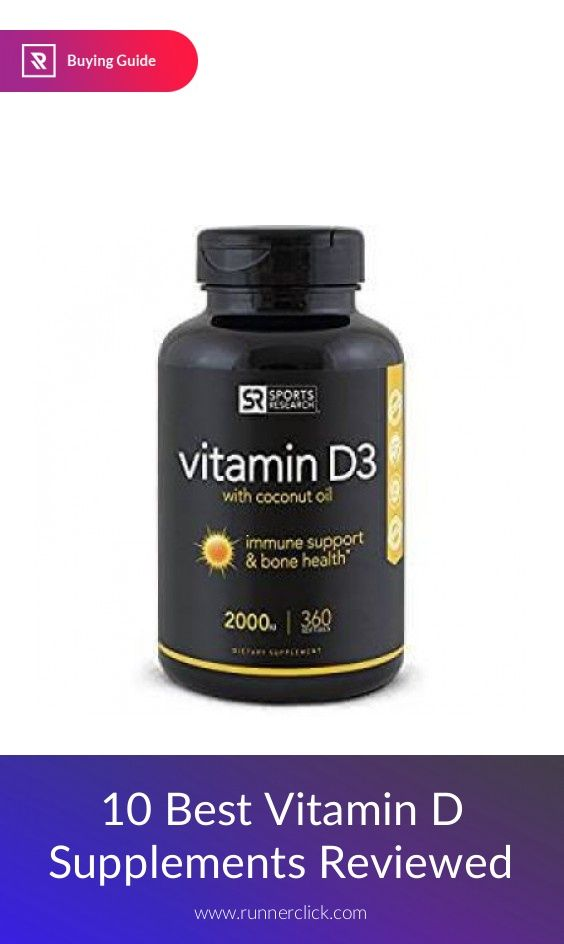 Best Vitamin D Supplements Reviewed In 2020 Vitamin D Supplement