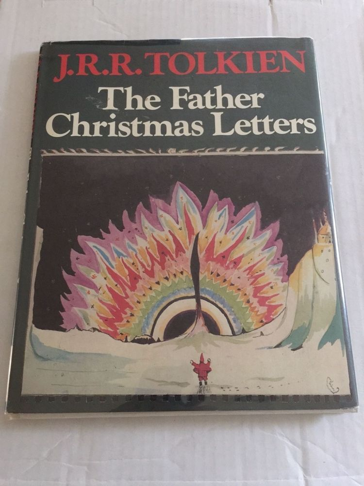 The father christmas letters by jrr tolkien first edition the father christmas letters by jrr tolkien first edition spiritdancerdesigns Gallery
