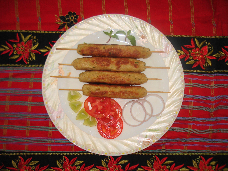 Cuisine Of Karachi Reshmi Kabab Silky Kabab ریشمی کباب Halal Recipes Food Snapchat Bbq Recipes