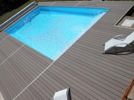 Wpc Wood Plastic Decking The Next Generation No Rotting Or Warping Outdoor Composite Decking Composite Decking Plastic Decking