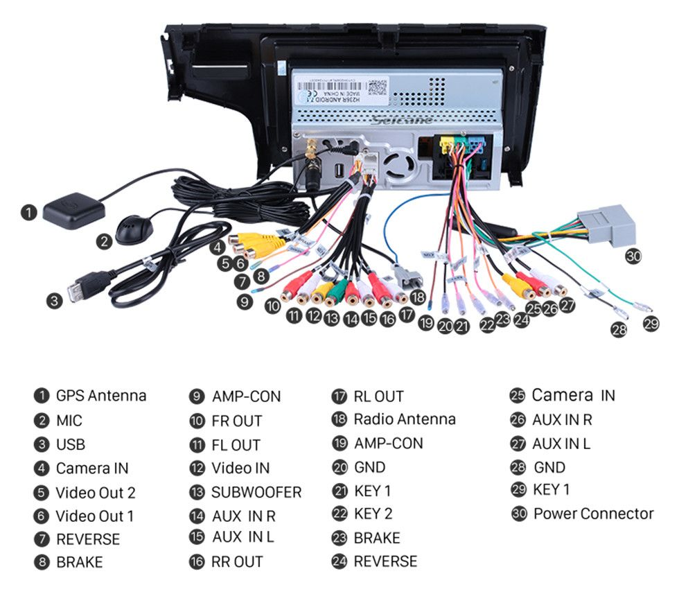 Motor Wiring : Wiring Diagram 2014 2015 Honda Jazz Fit Rhd Bluetooth Music  Inr Wiring Diagram