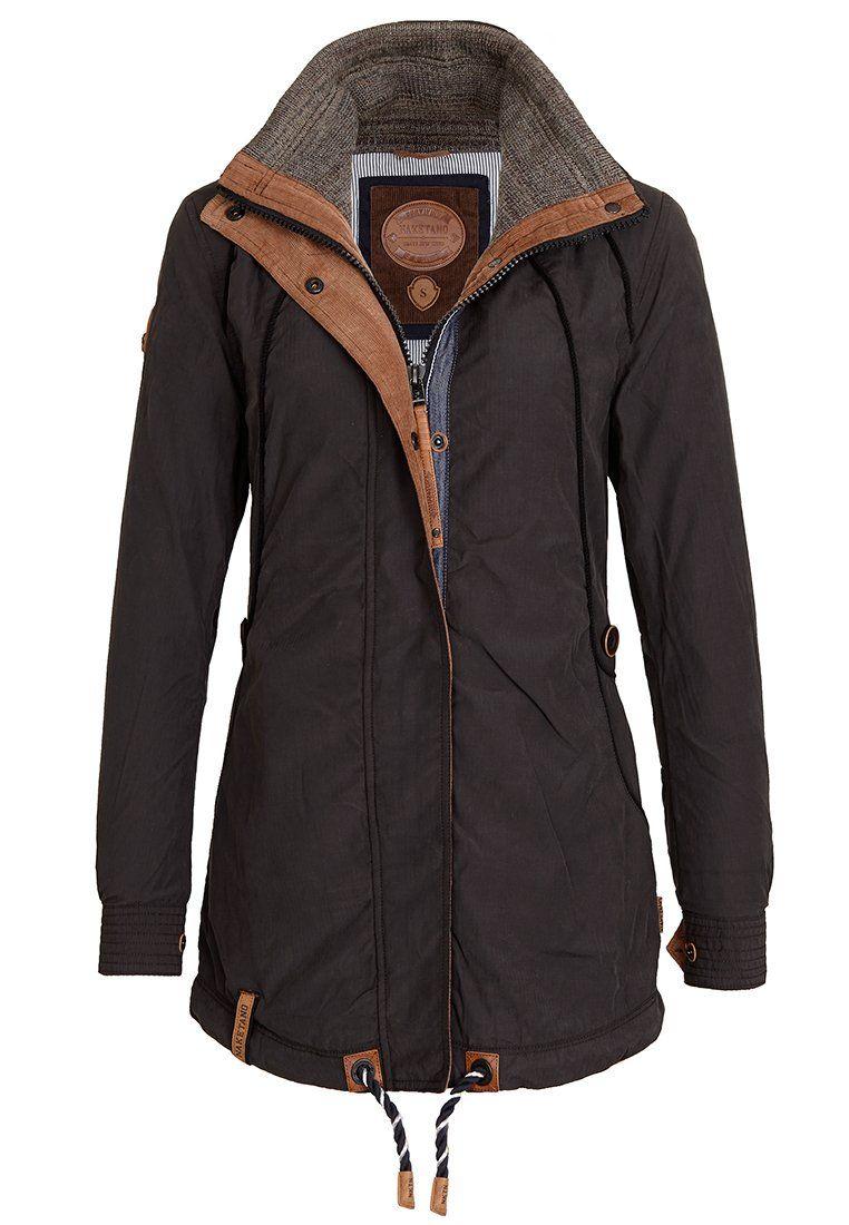Naketano Women's Jacket Tanaka IV (S, Bluegrey) at Amazon