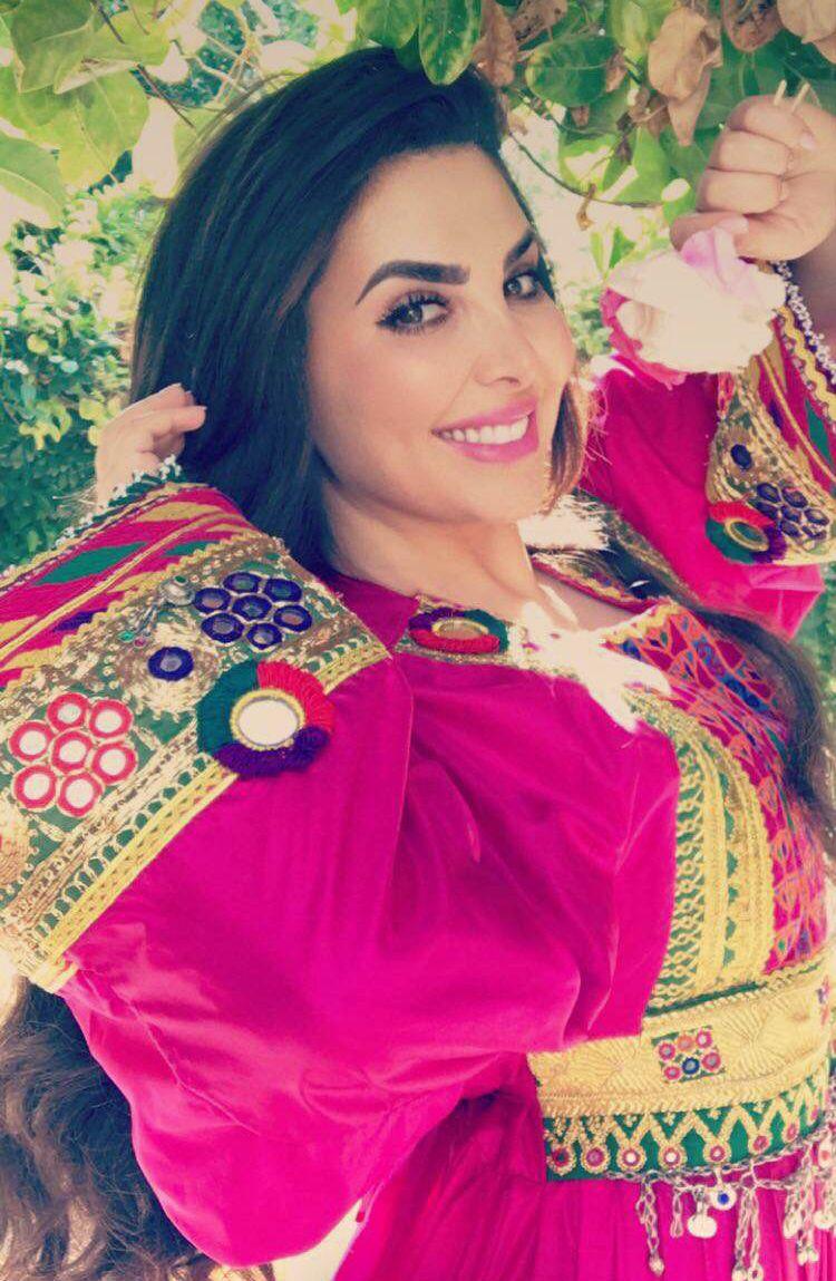 Ghazal sadat Afghangirl Afghanclothers ❤ | Ghazal sadat | Pinterest