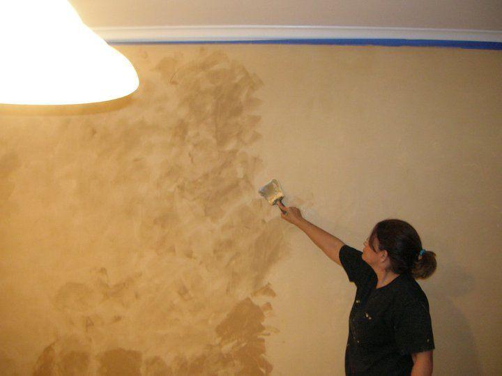 Applying stucco veneziano venetian plasters pinterest for Stucco veneziano argento