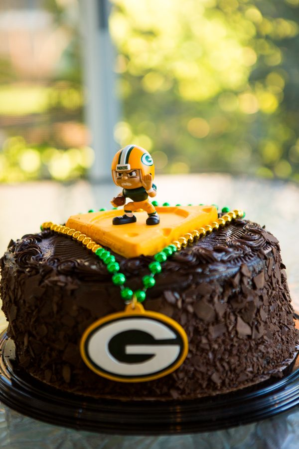 Green Bay Packers Wedding Cake Go pack go! | Green Bay Packers ...