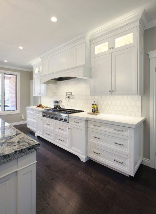 Georgianadesign Home Kitchens Kitchen Remodel Custom Cabinets
