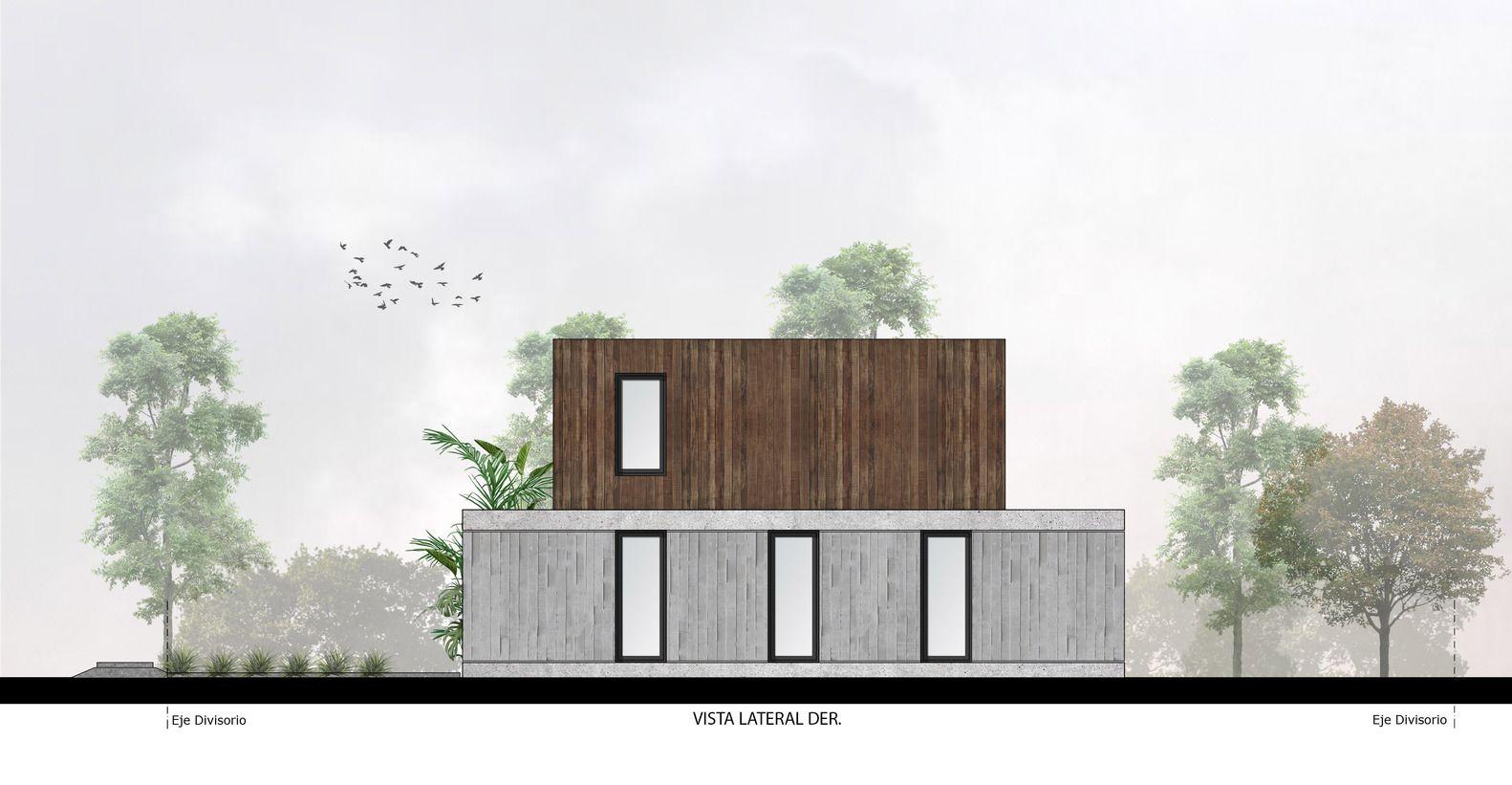 Gallery Of Black House Estudio V2 Arquitectos 20 In 2020 Black House House House Design