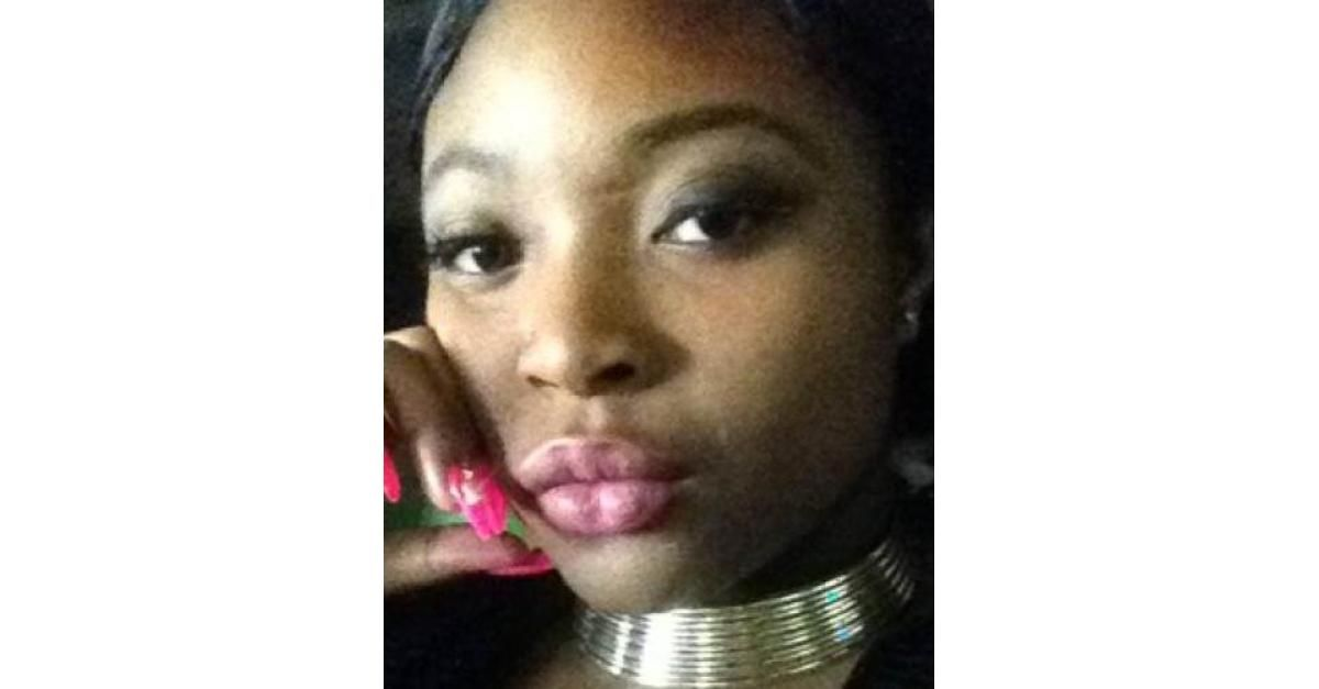 Have you seen this child? ZARIYANA CANADA - Missing From