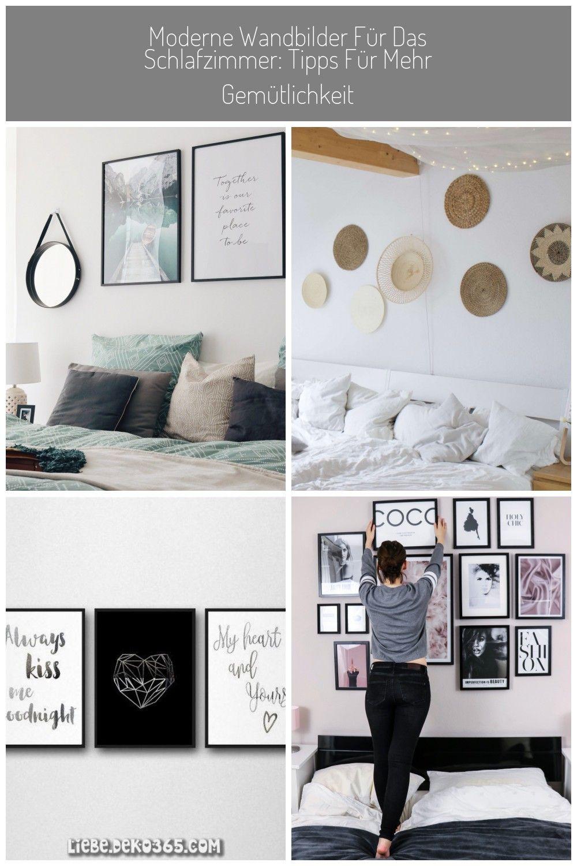 Moderne Wandbilder Fur Das Schlafzimmer Tipps Fur Mehr