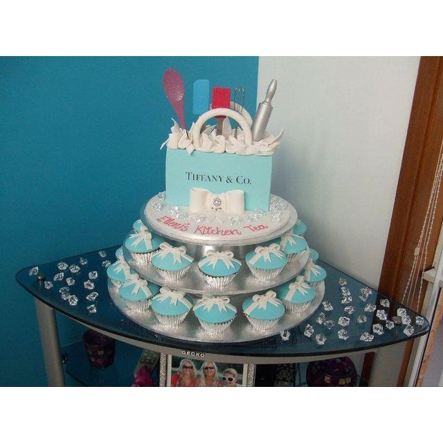 Tiffany Kitchen Tea Cake
