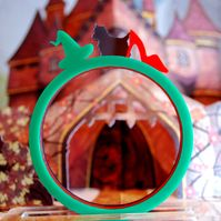 Acrylic Wizard of Oz Set of Bracelets